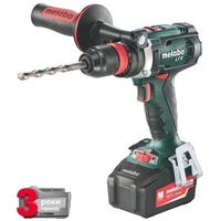 Metabo BS 18 LTX Quick 2013 5.2Ah x2 Case