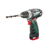 Metabo PowerMaxx BS 2014 Basic 2.0Ah x2 Case