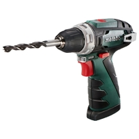 Metabo PowerMaxx BS 2014 Basic 4.0Ah x2 Case